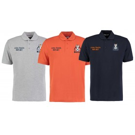 Grangmouth Broncos - Broncos Customised Embroidered  Polo Shirt