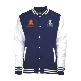 Grangemoputh Broncos - Broncos Customised Embroidered Varsity Jacket