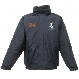Grangemouth Broncos - Broncos Embroidered Heavyweight Dover Rain Jacket