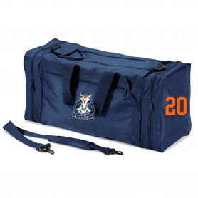 Grangemouth Broncos - Broncos Custom Embroidered & Printed Kit Bag