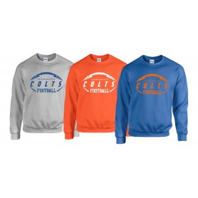 Grangmouth Colts - Colts Ball Logo Sweatshirt
