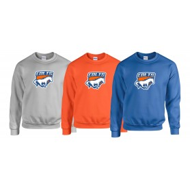 Grangmouth Colts - Colts Full Logo Sweatshirt