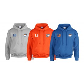 Grangemouth Colts - Colts Embroidered Initials Hoodie