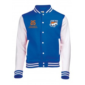 Grangemoputh Colts - Colts Customised Embroidered Varsity Jacket