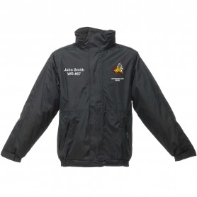 Northumberland Vikings - Embroidered Heavyweight Dover Rain Jacket