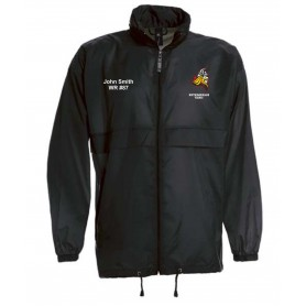 Northumberland Vikings - Lightweight College Rain Jacket
