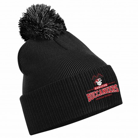 East Kilbride Pirates - Buccaneers Embroidered Bobble Hat