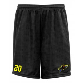 Spijkenisse Scouts - Custom Embroidered Mesh Shorts