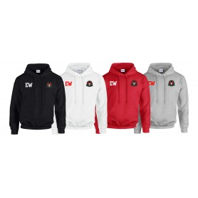 Humber Warhawks - Embroidered Initials Hoodie