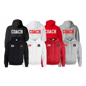 Humber Warhawks - Printed and Embroidered Coach or Staff Hoodie