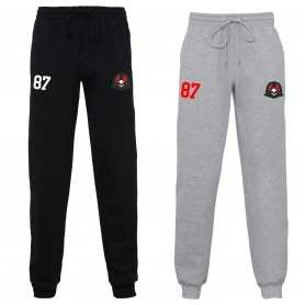 Humber Warhawks - Embroidered Cuff Bottom Joggers