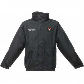 Humber Warhawks - Embroidered Heavyweight Dover Rain Jacket
