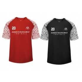 Humber Warhawks - Printed Blend Performance Tee