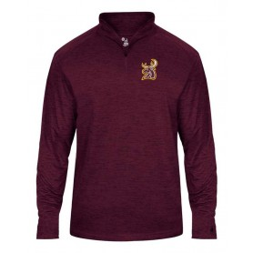 Southampton Stags - Embroidered Tonal Blend Sport 1/4 Zip