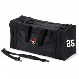 Humber Warhawks - Custom Embroidered and Print  Kit Bag