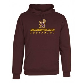 Southampton Stags - Printed Poly Fleece Hoodie