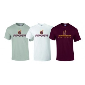 Southampton Stags - Text Logo T Shirt