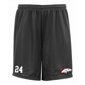 Calanda Broncos - Custom Embroidered Mesh Shorts