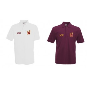 Southampton Stags - Custom Embroidered Polo Shirt