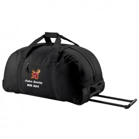 Southampton Stags - Personalised Embroidered Wheelie Holdall