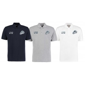 Cobham Cougars - Customised Embroidered Polo Shirt