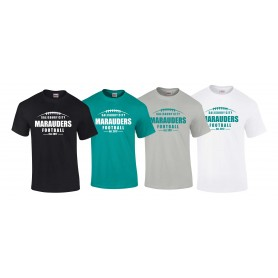 Salisbury City Marauders - Laces Logo T-Shirt
