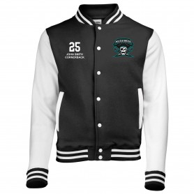 Salisbury City Marauders - Customised Embroidered Varsity Jacket