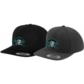Salisbury City Marauders - Embroidered Snapback Cap
