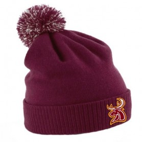 Southampton Stags - Embroidered Bobble Hat