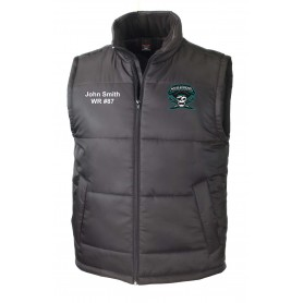 Salisbury City Marauders - Customised Embroidered Body Warmer