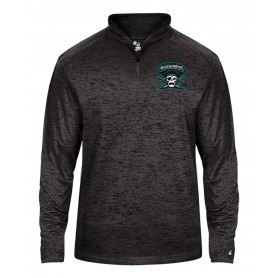Salisbury City Marauders -  Embroidered Tonal Blend Sport 1/4 Zip