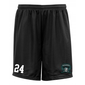 Salisbury City Marauders - Embroidered Mesh Shorts