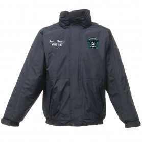 Salisbury City Marauders - Customised Embroidered Heavyweight Dover Rain Jacket
