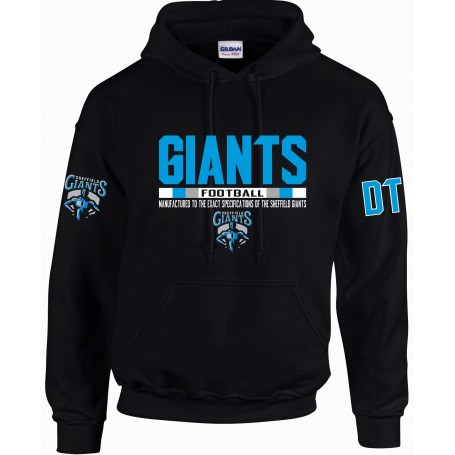 Sheffield Giants - Manufactured by Logo Hoodie