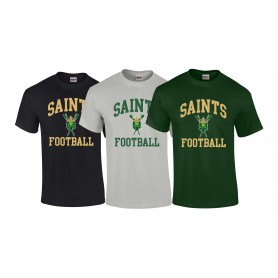 Bury Saints - Football Logo T-Shirt