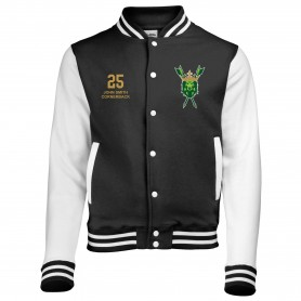 Bury Saints - Customised Embroidered Varsity Jacket