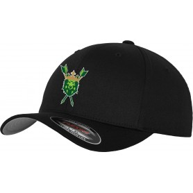 Bury Saints - Embroidered Flex-Fit Cap