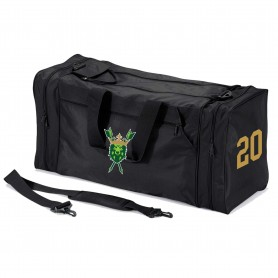 Bury Saints - Custom Embroidered and Print  Kit Bag