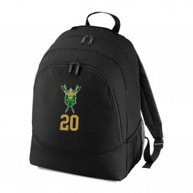 Bury Saints - Customised Embroidered Universal Backpack