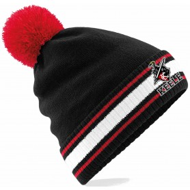 Keele Crusaders - Embroidered Bobble Hat