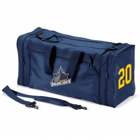 Ports Dreadnoughts - Ship Embroidered & Printed Kit Bag