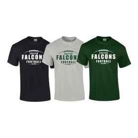Exeter Falcons - Laces Logo T-Shirt