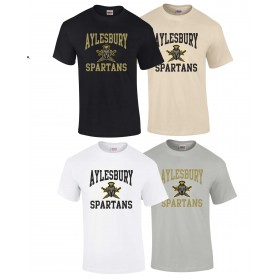 Aylesbury Spartans - Football Logo T-Shirt