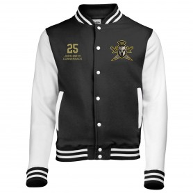 Aylesbury Spartans - Customised Embroidered Varsity Jacket