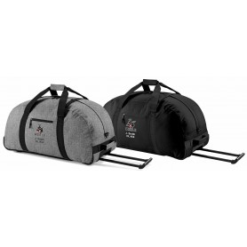 Keele Crusaders - Custom Embroidered Wheelie Holdall