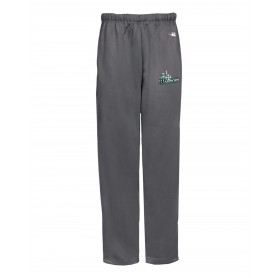 South Wales Warriors - Embroidered Badger Open Bottom Joggers
