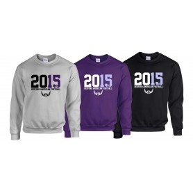 Bedford Blackhawks - Established 2015 Sweatshirt