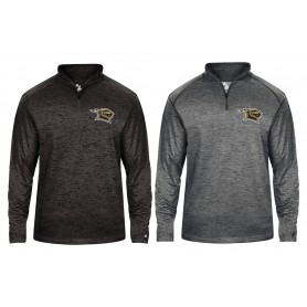 Rendsburg Knights - Embroidered Tonal Blend Sport 1/4 Zip