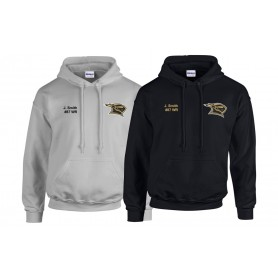 Rendsburg Knights - Customised Embroidered Hoodie