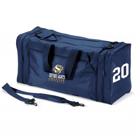 Oxford Saints - Custom Embroidered & Printed Kit Bag